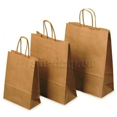 Крафт-пакеты для упаковки готового сыра