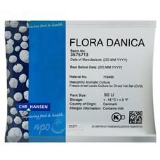 Закваска мезофильная Hansen Flora Danica (50U)